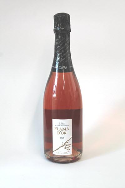 CAVA - FLAMA D'OR - Brut - Rosado