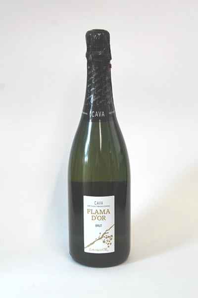 CAVA - FLAMA D'OR - Brut