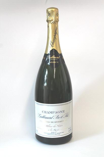 CHAMPAGNE GALLIMARD - Cuvée de Réserve - Brut - MAGNUM