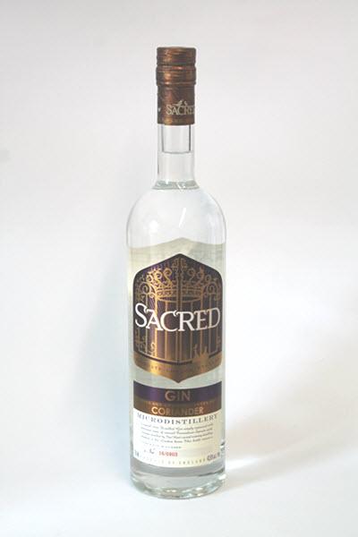 SACRED GIN Coriander UK
