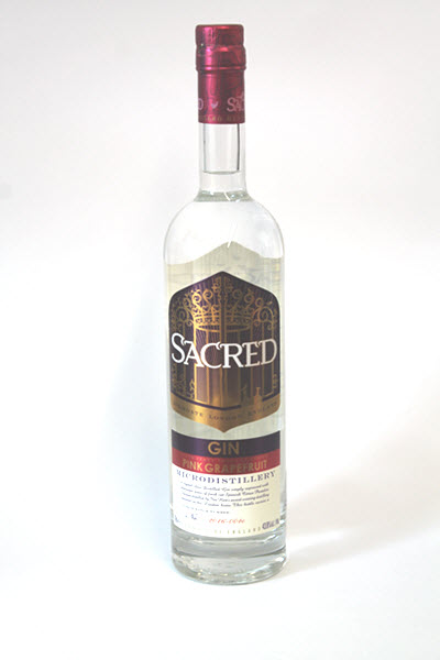 SACRED GIN Pink Grapefruit UK
