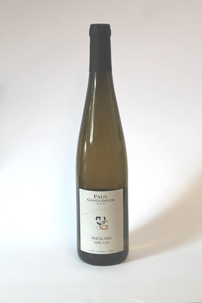 RIESLING - Cuvée Drei Exa - Domaine Paul Ginglinger