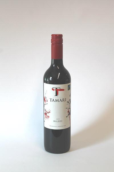 TAMARI - Malbec - Mendoza (fairtrade) (schroefdop)
