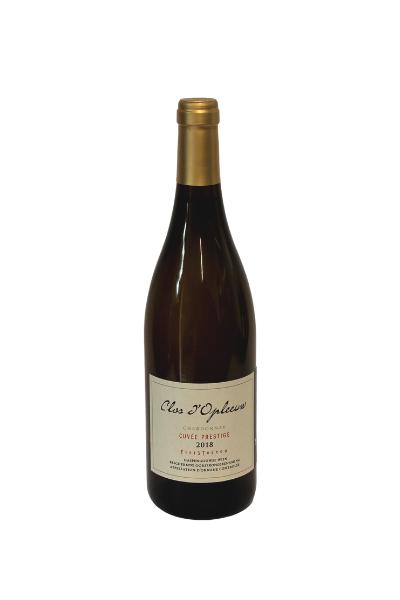 CLOS D'OPLEEUW -PLEISTOCEEN- Chardonnay - Haspengouwse wijn- P.Colemont  (2018)
