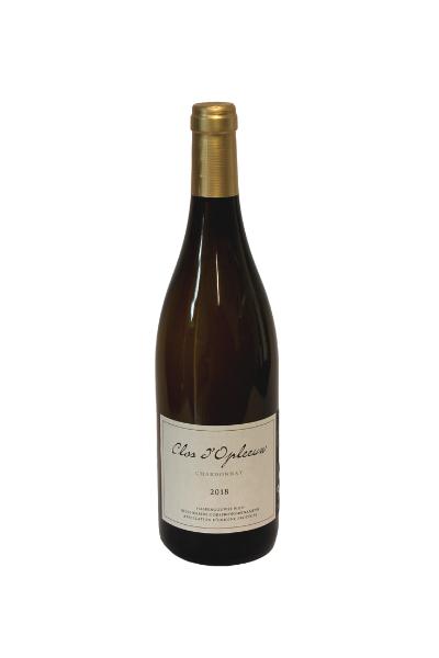 CLOS D'OPLEEUW - Chardonnay - Haspengouwse wijn- P.Colemont  (2018)